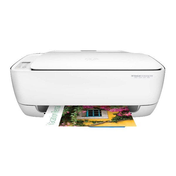 HP DeskJet 3636 All-in-One Ink Printer